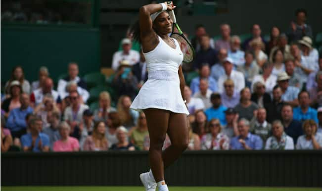 Wimbledon 2015 Serena Williams Vs Maria Sharapova
