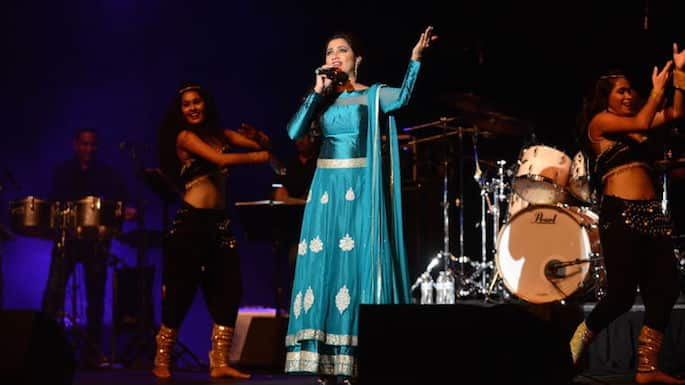 Shreya Ghoshal Captivates Audiences in Sensational Concerts