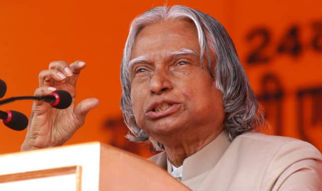 APJ Abdul Kalam dead: Seven-day state mourning but no holiday
