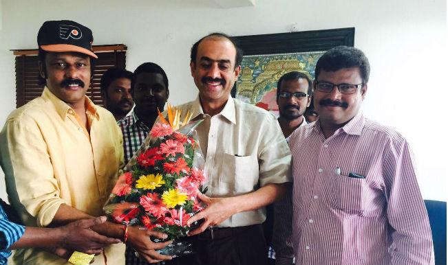 Suresh Babu new president of Telugu Film Chamber of Commerce
