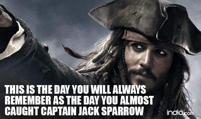 Captain Jack Sparrow Quotes: 10 lines by Johnny Depp's character will make you go Aaaarrrr!