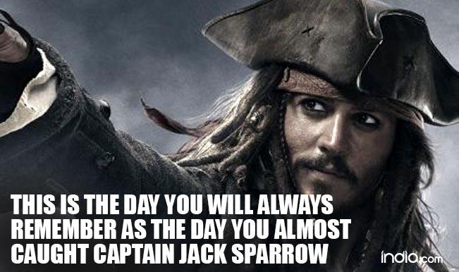 Captain Jack Sparrow Quotes Best Captain Jack Sparrow Quotes 10 Linesjohnny Depp's Character