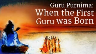 Guru Purnima 2015 special: When the First Guru was Born - Sadhguru enlightens