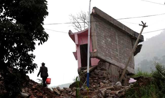 China Earthquake: Magnitude 6.1 quake hits western Xinjiang – U.S. Geological Survey