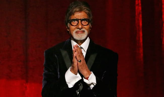 Amitabh Bachchan guest of honour for United States Independence Day event