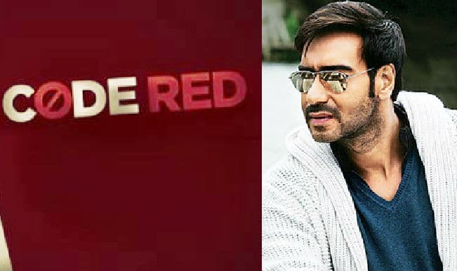 Drishyam: Ajay Devgn promotes his upcoming film on Code Red!