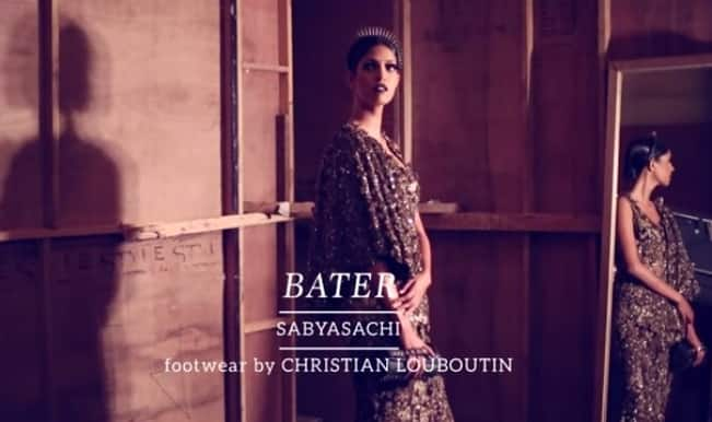 Amazon India Couture Week 2015: Sabyasachi Mukherjee and Christian Louboutin come together (Exclusive video)