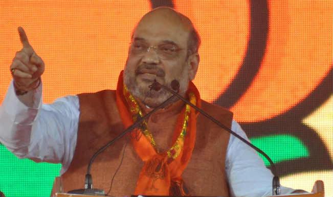 Amit Shah: Parliament ruckus unfortunate, Congress should back GST