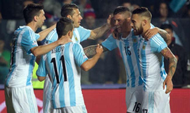 पराग्वे को 6-1 से रौंद अर्जेटीना कोपा अमेरिका के फाइनल में