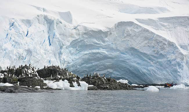 Antarctica will get three degrees hotter by century-end