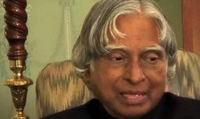 APJ Abdul Kalam interview at Wharton Business School: Priceless tips on leadership (Watch video)