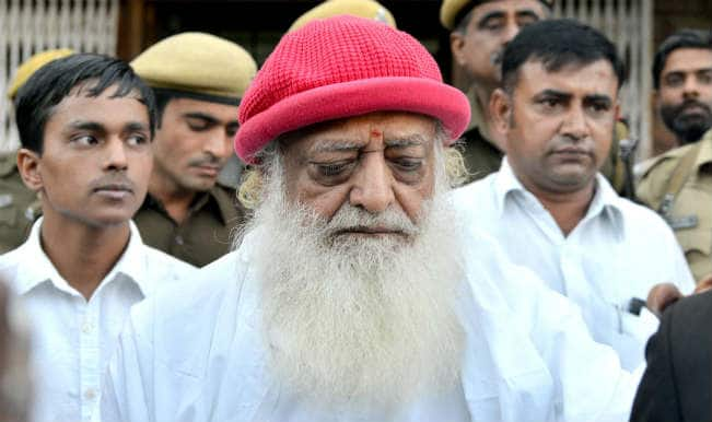Witness in Asaram Bapu case dies, hunt on for assailants