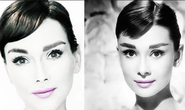 Birthday girl Kandee Johnson shows you how to look like Audrey Hepburn (Watch video)