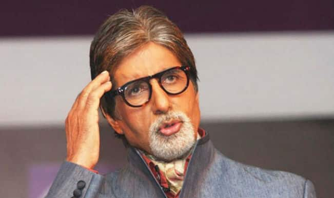 Amitabh Bachchan politely teaches lesson to rude motorist who called him 'third rate actor'!