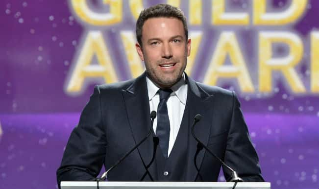 Ben Affleck: DC movies are more mythic than Marvel