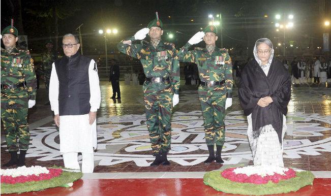 Bangladesh president Abdul Hamid, Prime Minister Sheikh Hasina mourn APJ Abdul Kalam's death
