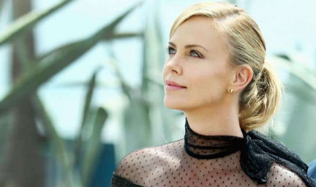 OMG! Charlize Theron invited Barack Obama to a strip club (Watch Video)