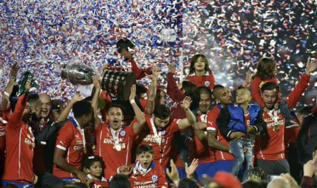 Chile beats Argentina 4-1 on penalties to win Copa America 2015
