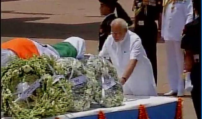 Narendra Modi says APJ Abdul Kalam a rare gem, recalls his vision for India