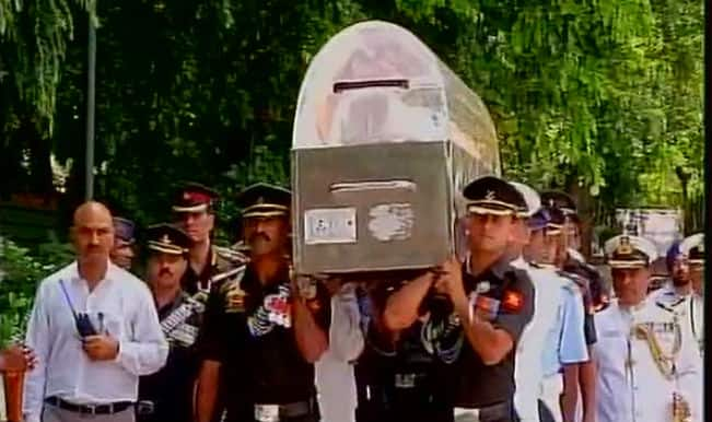Thousands in Nepal mourn APJ Abdul Kalam's death