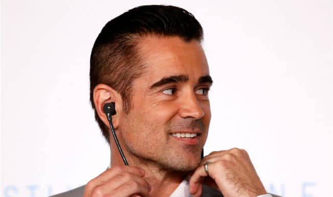 Colin Farrell cautious about dating