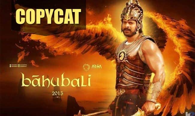 Bahubali- The Beginning: SS Rajamouli's latest blockbuster hit is a COPY?