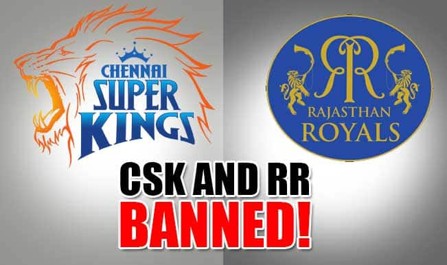 CSK, RR banned from IPL: What has the future in store for MS Dhoni, Suresh Raina, Ajinkya Rahane, Rahul Dravid and Ravindra Jadeja?