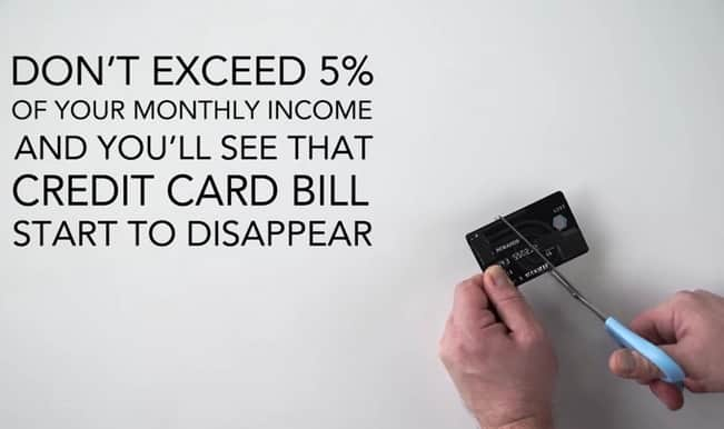 How to cut down on expenses and save money (Watch video)