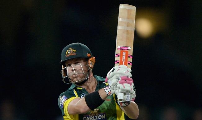 स्लेजिंग पर लगाम से कम हुआ है क्रिकेट में रोमांच : डेविड वार्नर