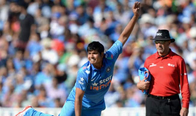 Leg-spinner Karn Sharma ruled out of Zimbabwe tour