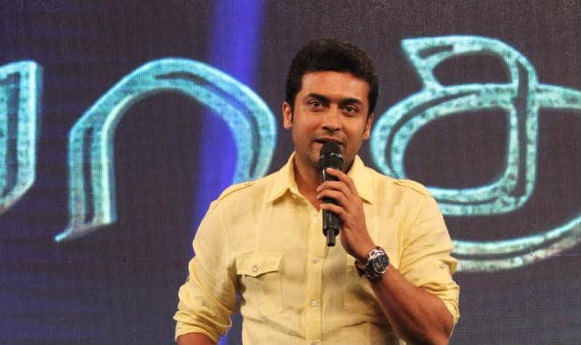 Suriya to team up with Telugu director Trivikram Srinivas