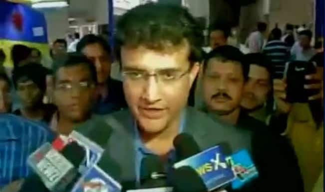 IPL spot-fixing case: Saurav Ganguly expresses joy over acquittal of players
