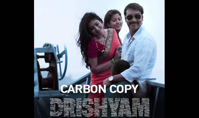 Carbon Copy song from Drishyam starring Ajay Devgn, Shriya Saran is foot-tapping delight