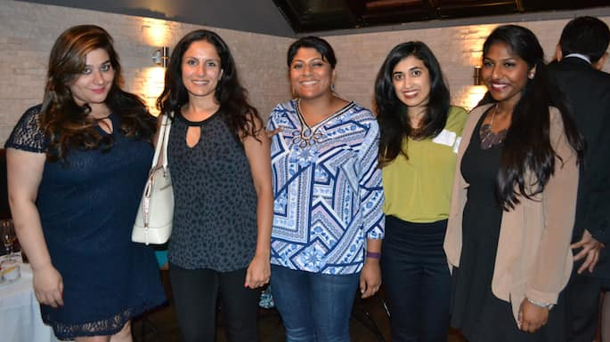 From Start-Up Founders to Filmmakers, South Asian Women Get a Unique Opportunity to Network