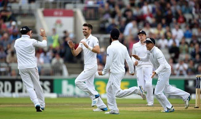 एजबेस्टन टेस्ट : अस्ट्रेलिया ने गंवाए 7 विकेट, इंग्लैंड मजबूत