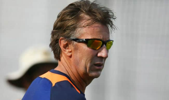 Eric Simons: I enjoyed working with the Indian team as bowling coach