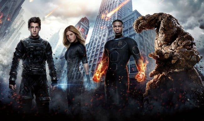 Fantastic Four trailer: Marvel's fab 4 on new teleportation adventure to save the Earth!