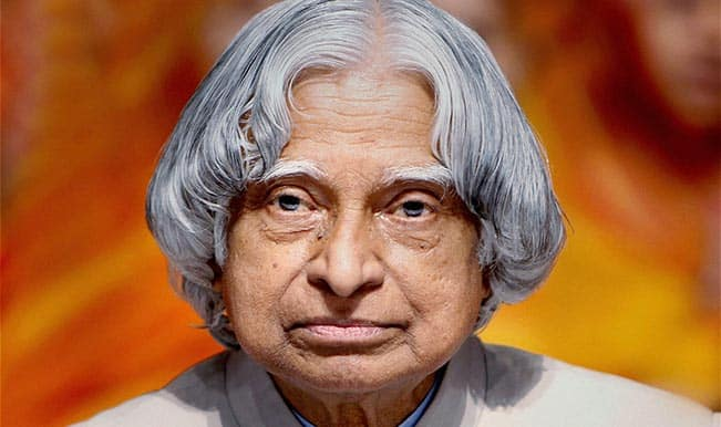 IIM-Shillong in shock over APJ Abdul Kalam's death