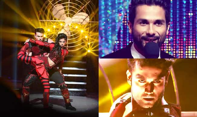Sneak Peek: Jhalak Dikhhla Jaa Reloaded grand premiere: Shahid Kapoor motivates Vivian Dsena before the performance
