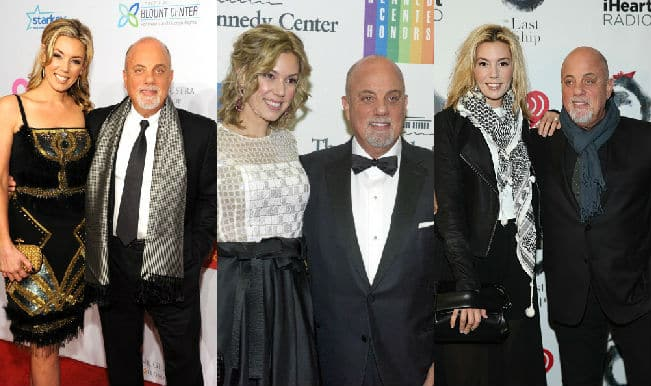 Billy Joel gets hitched for the 4th time on Fourth of July with pregnant girlfriend Alexis Roderick
