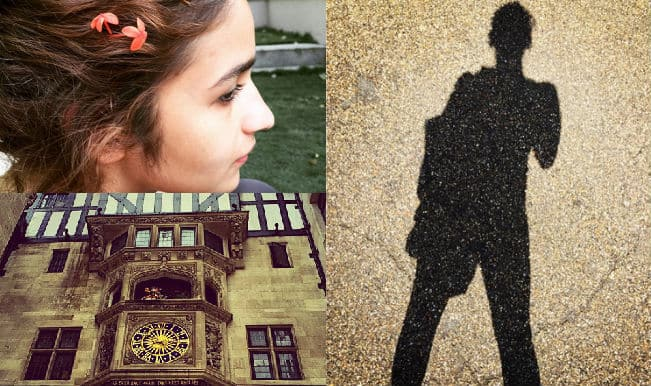 Alia Bhatt has taken off from work to enjoy in London, but with whom?