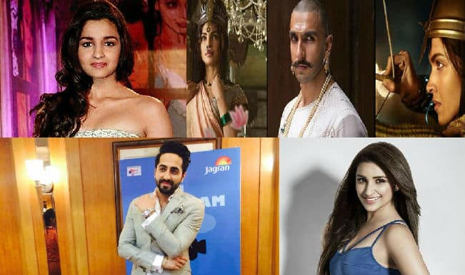 Bajirao Mastani: Alia Bhatt, Parineeti Chopra, Huma Qureshi give thumbs up to the teaser of Deepika Padukone and Ranveer Singh starrer