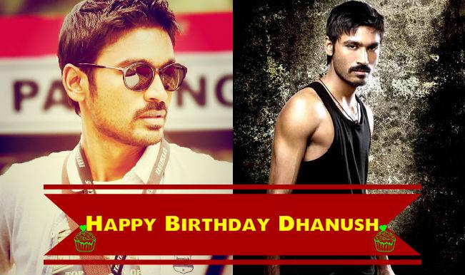 Happy Birthday Dhanush: Maari superstar turns 32 today!