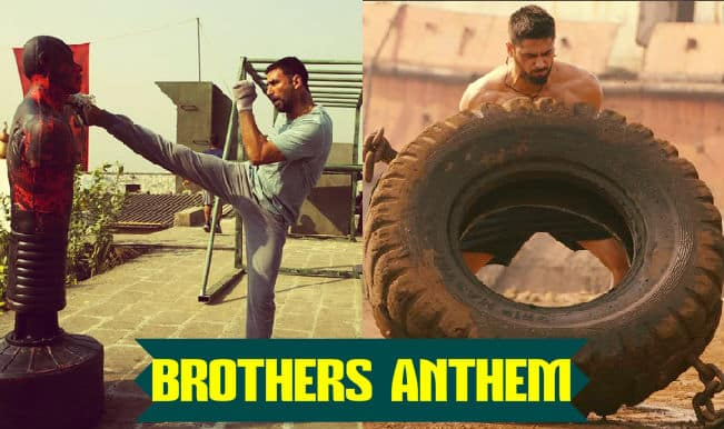 Brothers Anthem: Vishal Dadlani gives his voice to this energetic soundtrack!