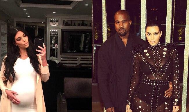Kim Kardashian accused of faking her baby bump in new selfie
