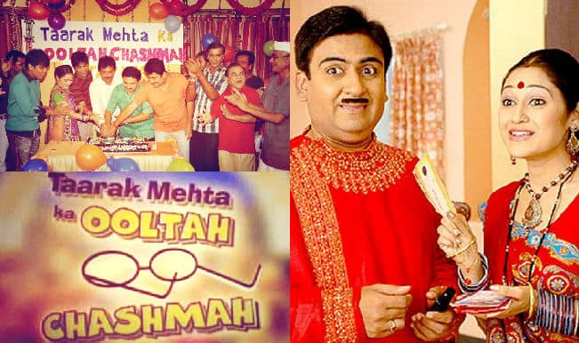 Taarak Mehta Ka Ooltah Chashmah: Popular comedy serial completes 7 years!