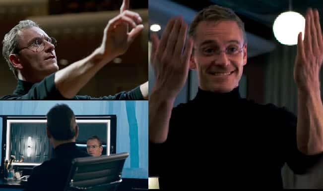 Steve Jobs trailer: Michael Fassbender looks appealing in Danny Boyle's biopic on Apple co-founder