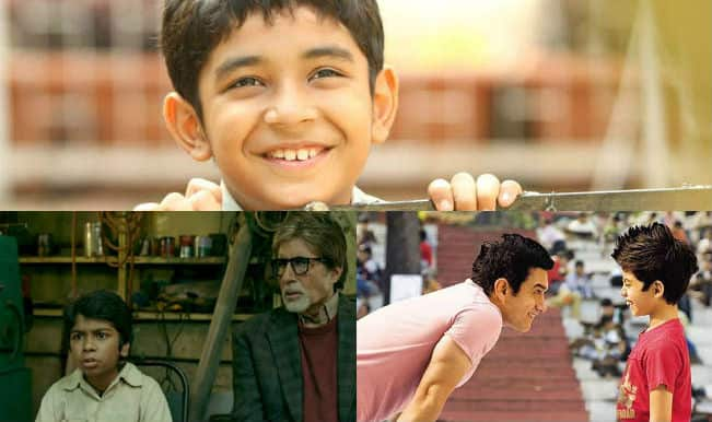 Darsheel Safary, Partho Gupte: Top 5 child actors who impressed us with their stellar performances!