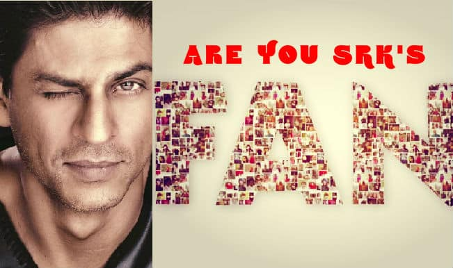 Fan: Shah Rukh Khan gives chance to his fans to be a part of his upcoming film (Watch Video)