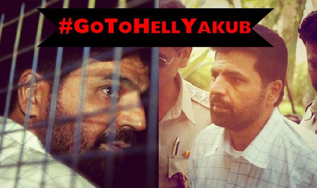 Goto Yakub Twitterati Express Their Emotions After Yakub Memon Is Hanged To